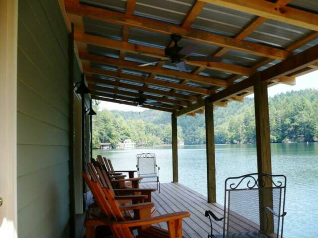 Flying Horse Lodge Boathouse